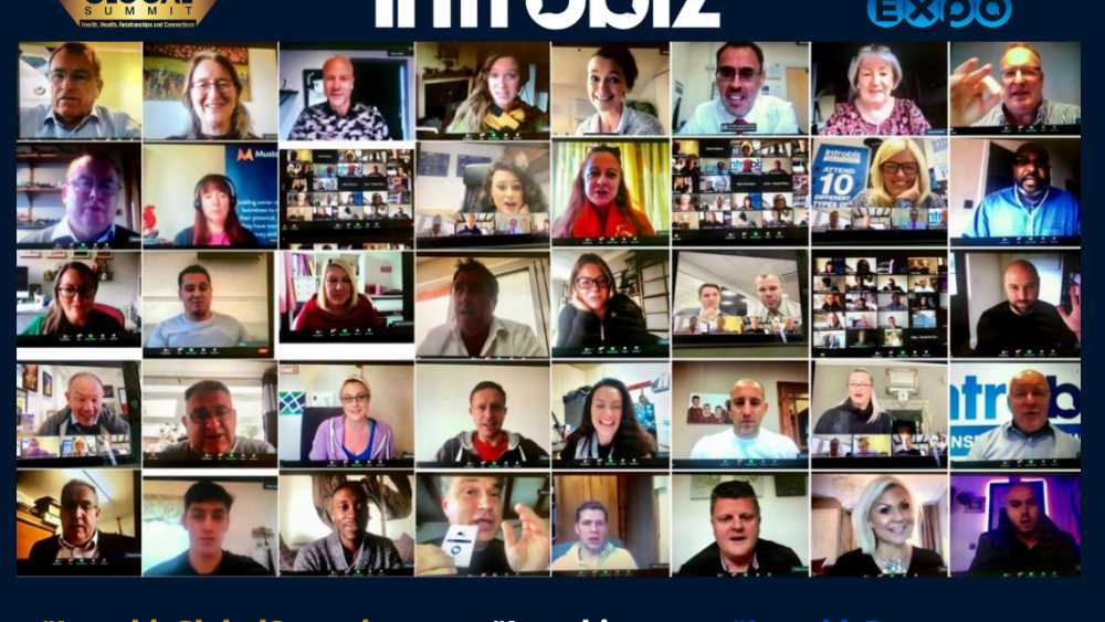 Introbiz Weekly Online Networking Events