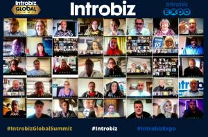 Introbiz Weekly Online Networking Events