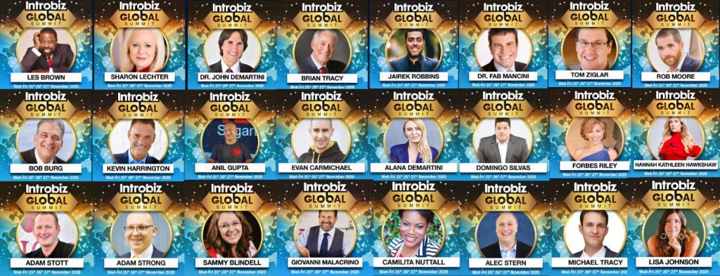 Sponsor a Speaker 1024x393 - Introbiz Global Summit Sponsorship Opportunities