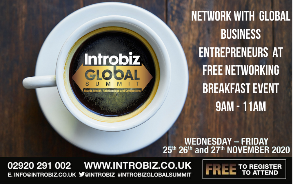 Introbiz Mega Pre-Summit Networking Breakfast Events