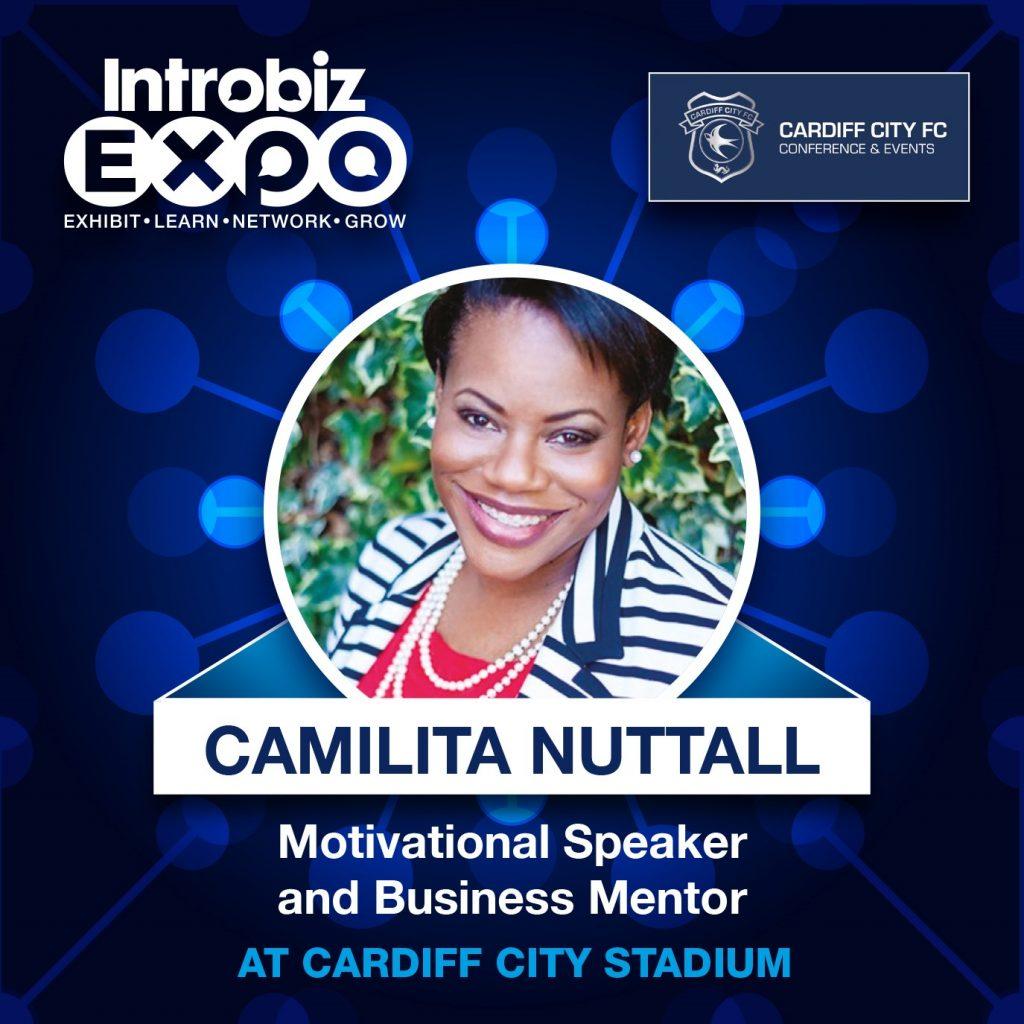 Camilita Nuttall Speaker Graphic 1024x1024 - Keynote Speakers